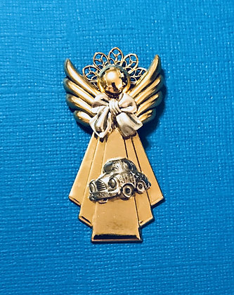 Auto/Safe Travel Angel Pin #685