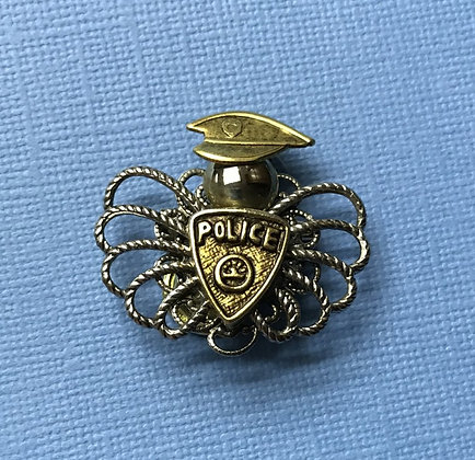 Police Officer Angel Pin #720