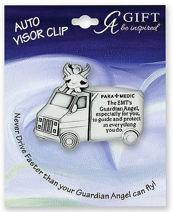 EMT Paramedic Visor Clip