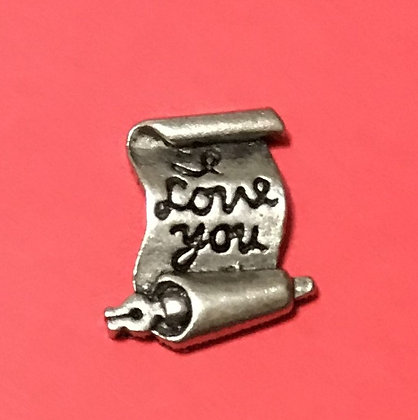 I Love You Scroll Token
