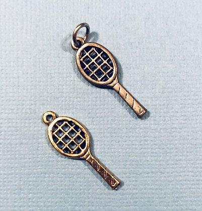 Tennis Racket Charm