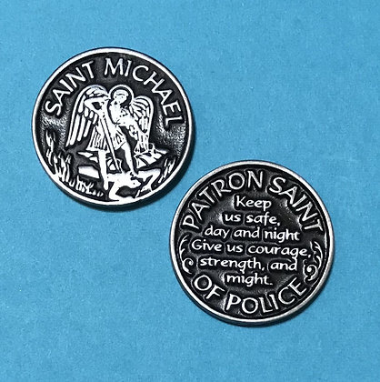 Saint Michael Patron Saint of Police