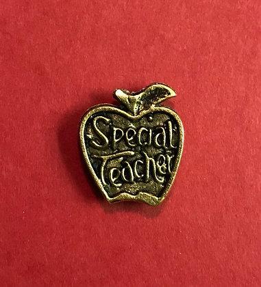 Special Teacher Tack Pin