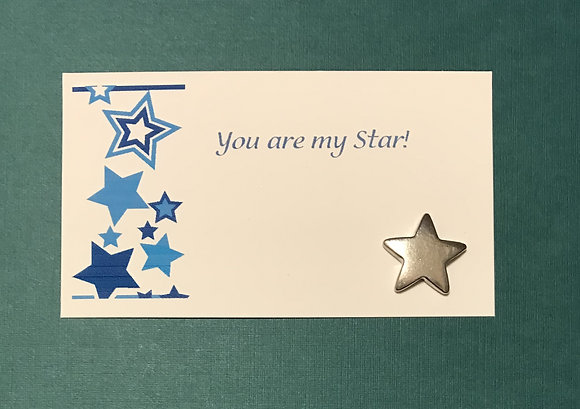You are My Star Card and Star Token