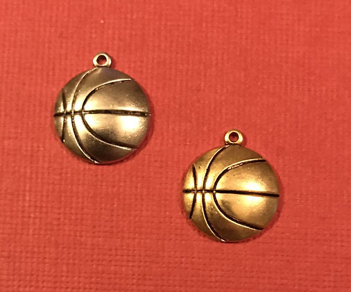 Basketball Charm (medium)