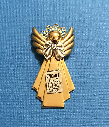 Waitress Angel Pin #765