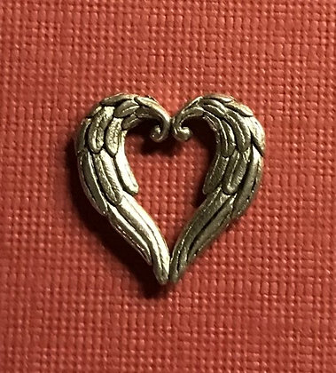 Angel Wing Heart Token