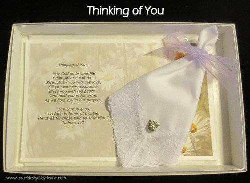Thinking of you During this Time Gift Set
