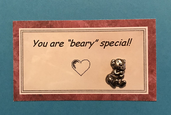 You Are Beary Special Token & Card