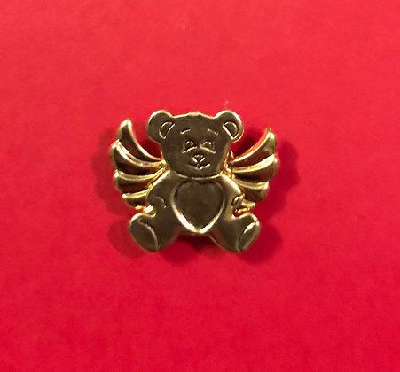 Bear Angel Pin #660