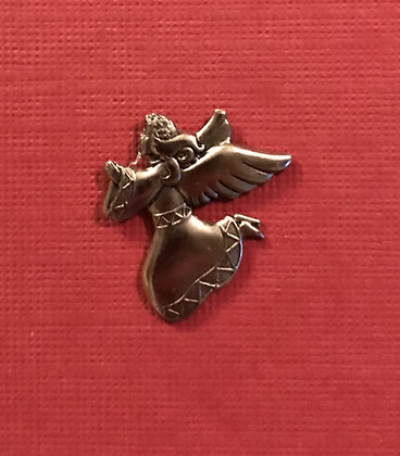 Flying Angel Pin #006