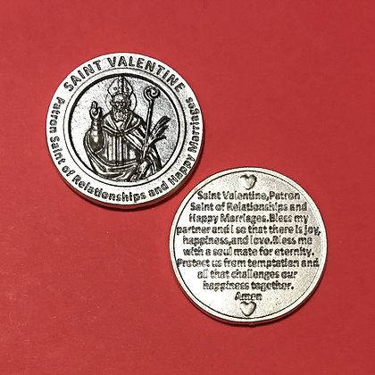 Saint Valentine Pocket Token