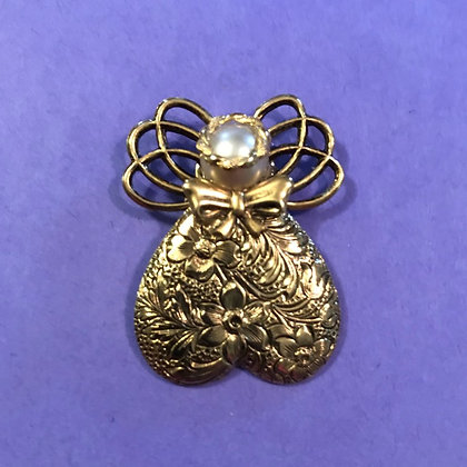 Guardian Angel Pin #221 Silver