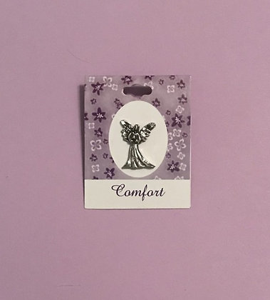 Comfort Blessing Angel Pin