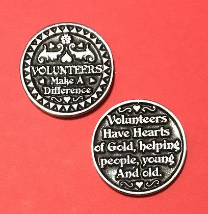 Volunteers Token