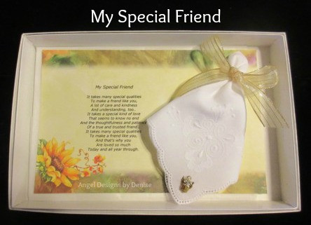 what does special friend mean