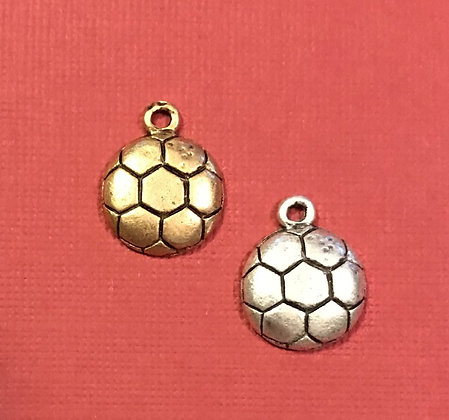 Medium Soccer Ball Charm