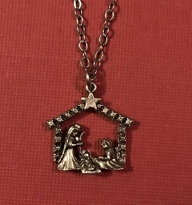 Nativity Necklace