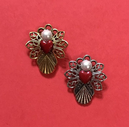 Valentine Angel Pin #136V