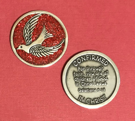 Confirmed in Christ Companion Coin Set