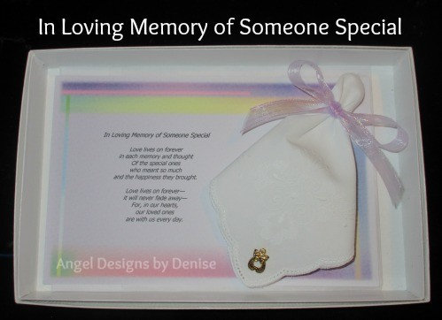 In Loving Memory of Someone Special Love Lives On Gift Set