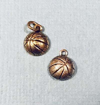 Basketball Charm (tiny)