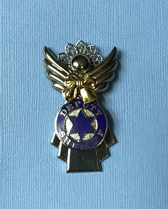Sheriff Angel Pin #776