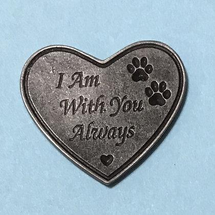 Loss of Pet Heart Token