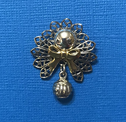 Volleyball Angel Pin #573