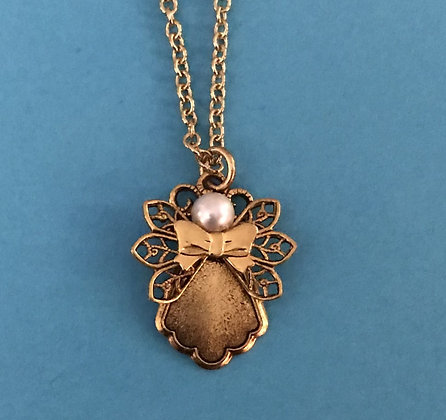 Guardian Angel Necklace #106N
