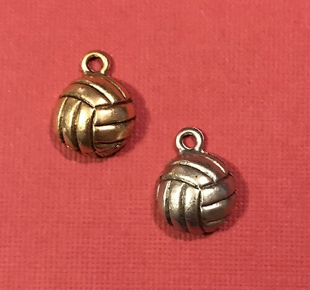 Small Volleyball Charm