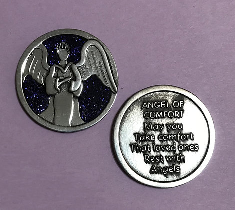 Angel of Comfort Companion Coin