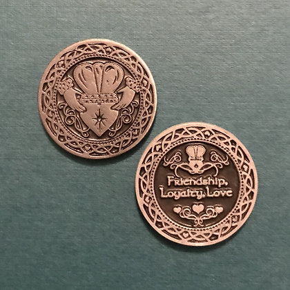 Claddagh Pocket Token