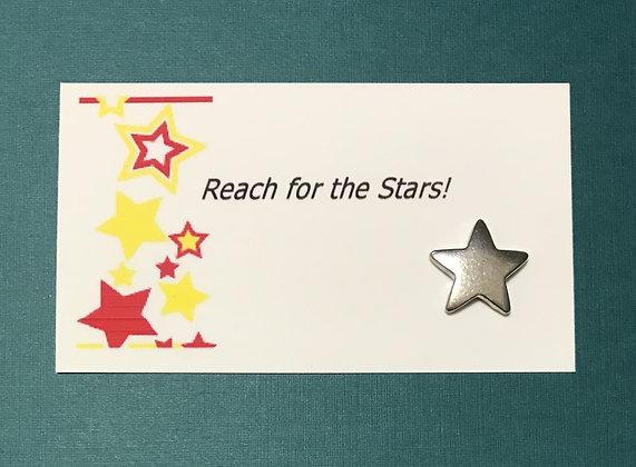 Reach for the Stars Card & Star Token