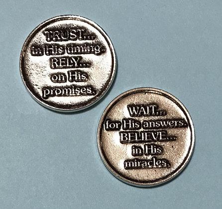 TRUST, RELY, WAIT, BELIEVE Token