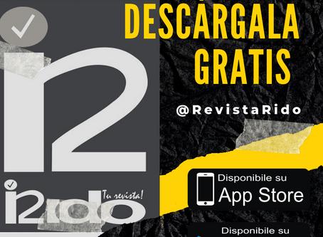 Descárgala gratis RevistaRido desde Google Play y App Store