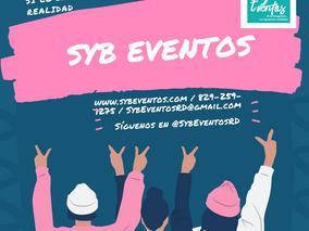 SyB Eventos. Si lo imaginas… Lo hacemos realidad.