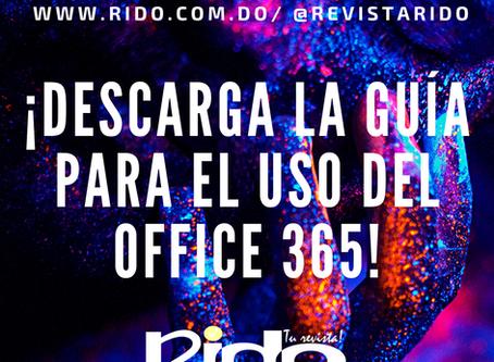 Guía para el uso del Office 365