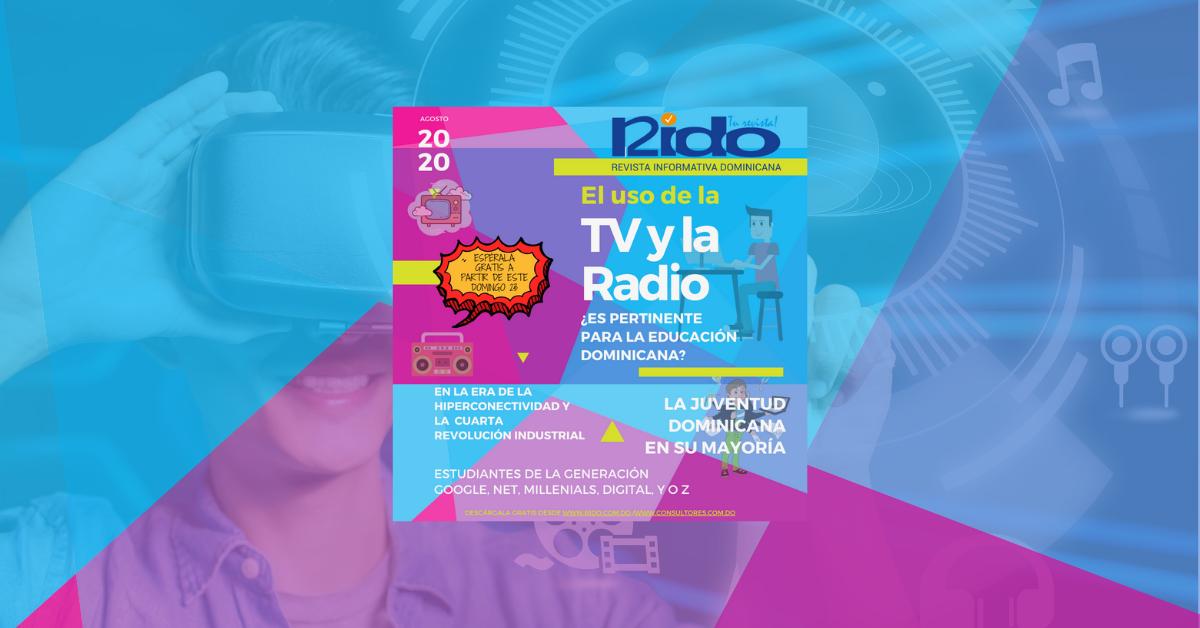 Pertinencia de la  TV y la Radio