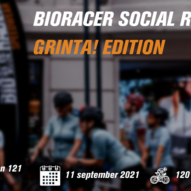 Bioracer - Grinta social ride out - powered by Los Jamberes