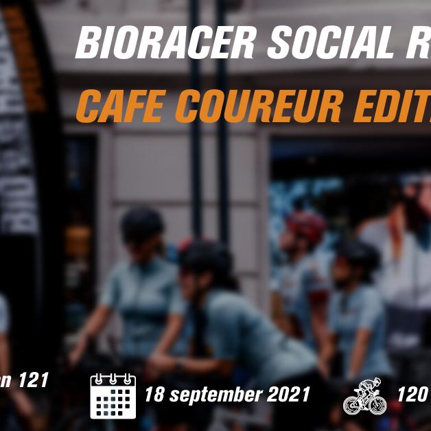 Bioracer Social ride out: Café Coureur