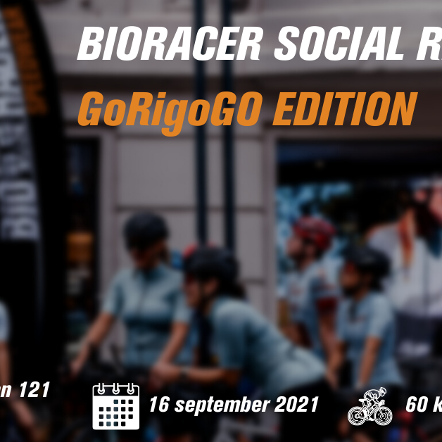 Bioracer Social ride out: GoRigoGO