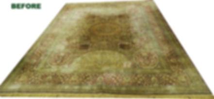peritación alfombras
