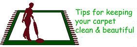 limpieza de tapiz