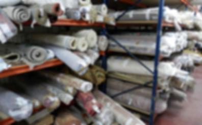 conservación de alfombras