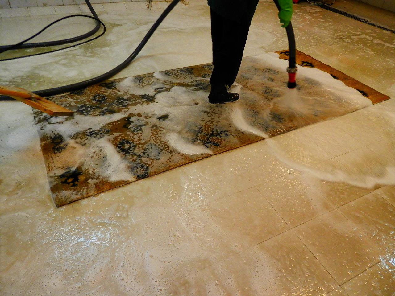 limpieza de alfombras santander