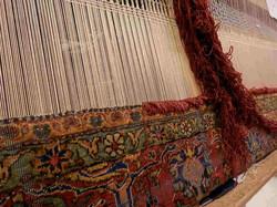 restauración alfombra Santander