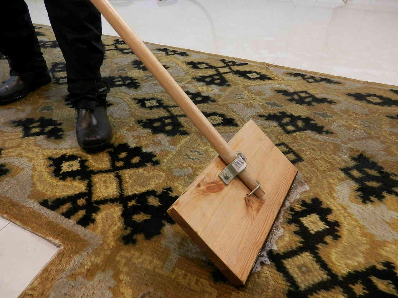 limpieza alfombras pakistanies