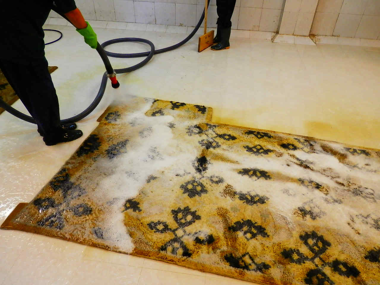 limpieza tapices