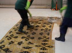 limpieza alfombras lana